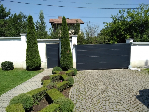 Gates for your yard manufactured by us