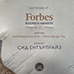 Forbes 2020 - Certificate